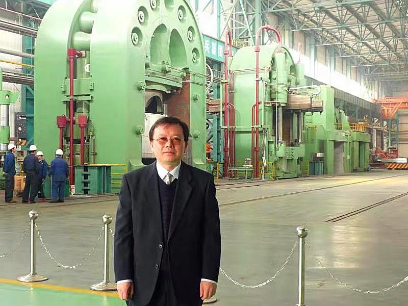 中国兵器首席科学家雷丙旺