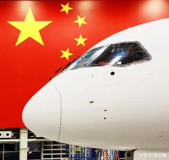 国产大飞机C919今年将交付第一架