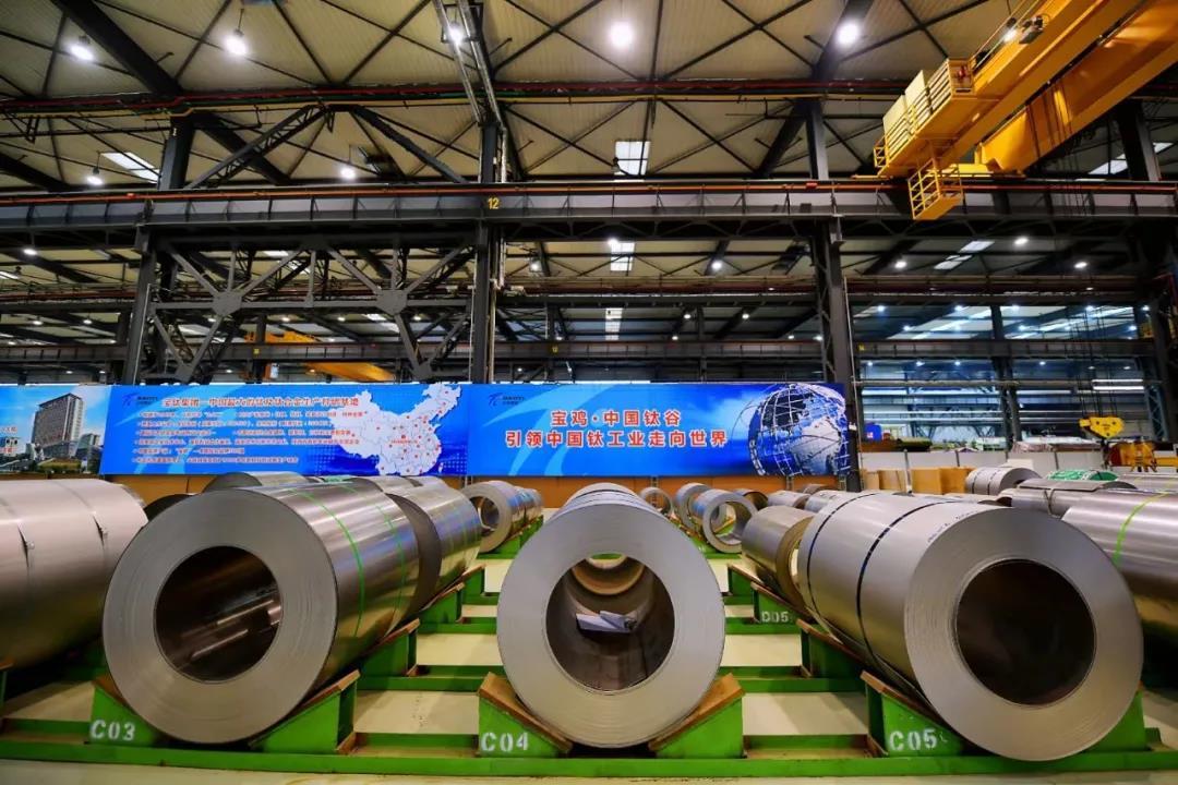 2021年钛博会4月将在陕西宝鸡举行