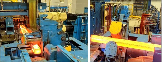 中冶京诚 EPC 总承包天成航材钛合金大棒生产线建成投产