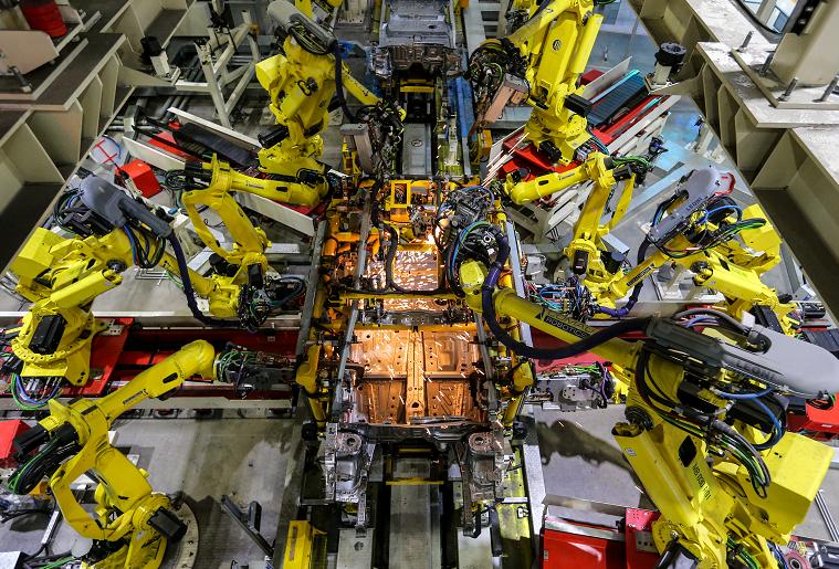 壮大主导产业 坚持创新驱动——宝鸡高新区上半年工业技改投资实现快速增长